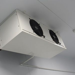refrigeration unit for cold room food distribution