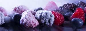 frozen soft fruits