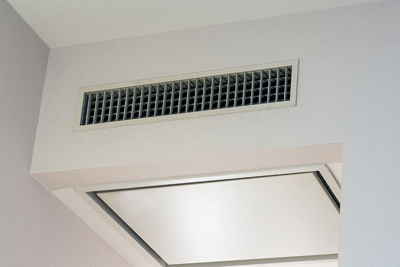 air conditioning unit ducted