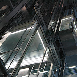 lifts in building