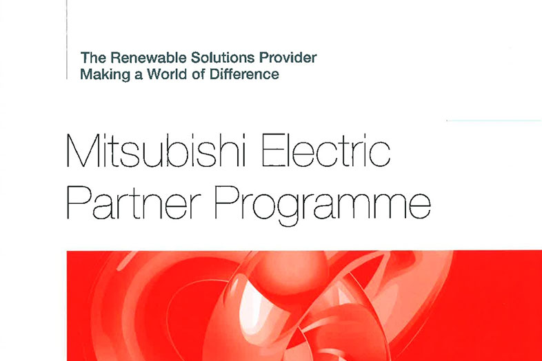 Mitsubishi Electric - Accredited Installer - April 2016 - March 2017