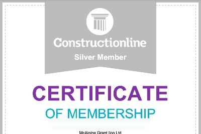 Waste Carrier Certificate